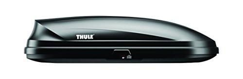Thule 613 Pulse Cargo Box Alpine , Black,Alpine (11 Cubic Feet)