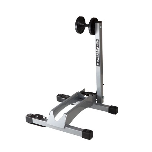 Feedback Sports Bicycle Storage Stand (Silver)