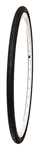 Kenda Tires Kwest Commuter/Urban/Hybrid Bicycle Tire – 700 x 25c, Black