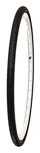 Kenda Tires Kwest Commuter/Urban/Hybrid Bicycle Tire – 700 x 35c, Black