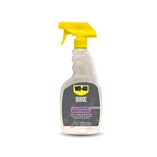 WD-40 BIKE All Purpose Bike Wash – All Purpose Bicycle Component and Frame Cleaner. 24 oz. ...
