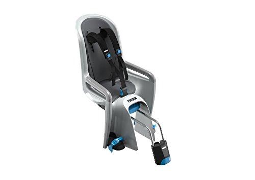 Thule RideAlong 100101 Child Bike Seat, Light Gray