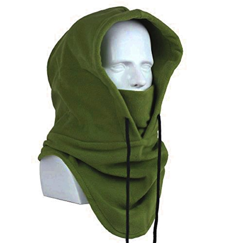 Oldelf Tactical Heavyweight Balaclava Outdoor Sports Mask for Outdoor hiking Camping Hiking Skii ...