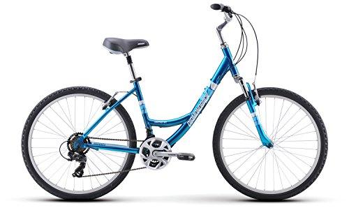 Diamondback Bicycles Women's Serene Classic 15″ Frame Comfort Bike, Small/26″, ...