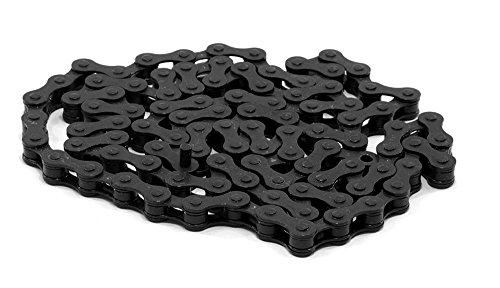 Eastern Bikes Bmx Chain 5 Series Bike Components, Black, 1/2″X1/8″