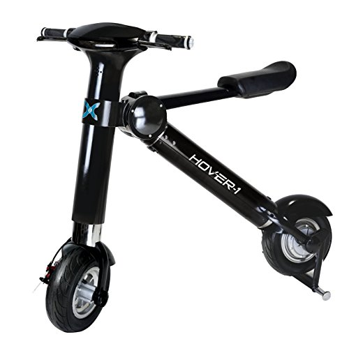 Hover-1 HY-HBKE XLS Folding Electric Bike – Eco Friendly Portable Electric Scooter with up ...