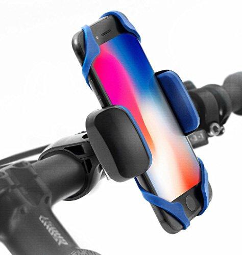 Widras 2018 New Bike Mount Improved Handlebar Clamp Upgraded Bicycle Phone Holder Universal Crad ...