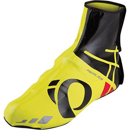 Pearl iZUMi Pro Barrier WXB Shoe Cover, Screaming Yellow, Medium