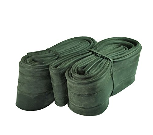 2 for $10 Bicycle Tubes – 24″x 1.95-2.125 Reg Schrader Valve 32mm with Removable Cor ...