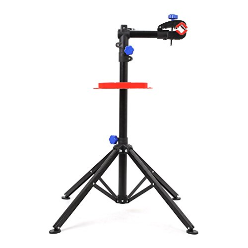 MVPOWER Pro Mechanic Bike Repair Stand Adjustable Height Bicycle Maintenance Rack Workstand With ...