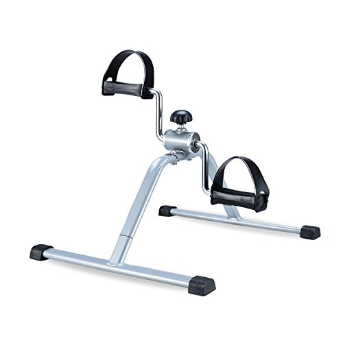 EXEFIT Pedal Exerciser Bike Desk Stationary for Leg and Arm Recumbent Medical Cycling Exercise ( ...