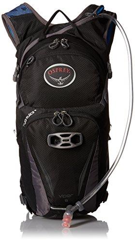 Osprey Packs Viper 9 Hydration Pack, Basalt Black