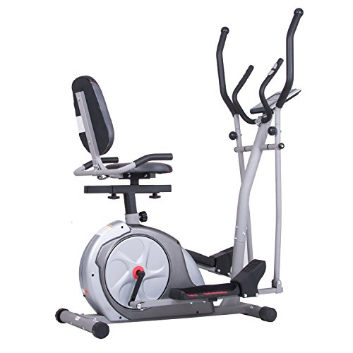 Body Rider BRT3980 Black Friday Fitness Cyber Monday PROMO!  3-in-1 Trio-Trainer / Elliptical, U ...