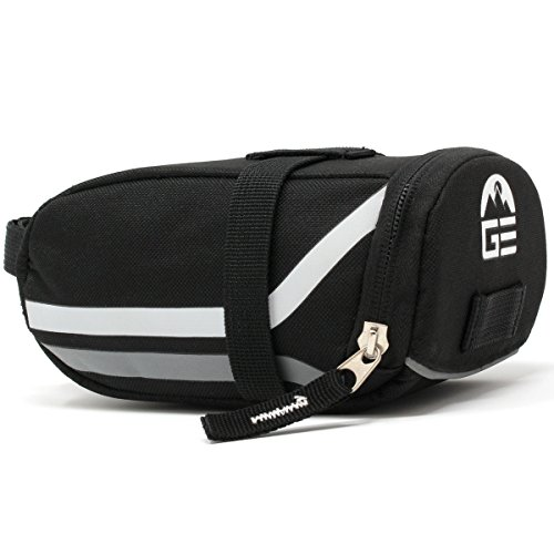 Gear Extremist Bike Saddle Bag Rear – Bicycle Bags Specialized for Road and Mountain bikes ...