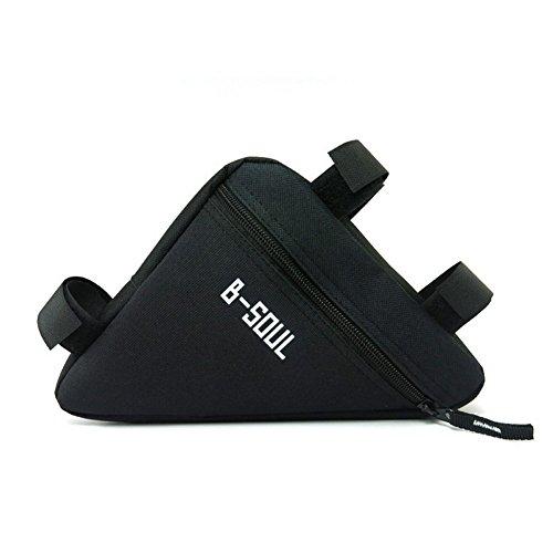 Qzc Bike Seat Pack Bike Bag Cycling Bicycle Frame Front Triangle Bag Bike Under Seat Top Tube Ba ...