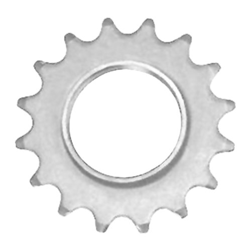 State Bicycle Fixed Gear/Fixie Bike Cog, Silver, 17T
