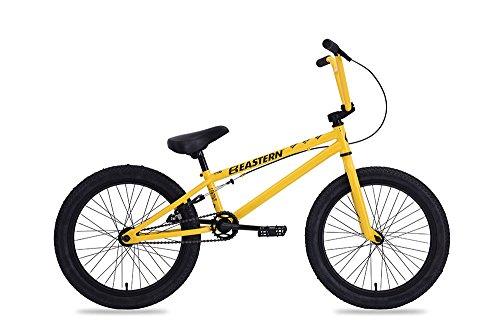 Eastern Bikes BMX Bike – Lowdown Yellow, 20″