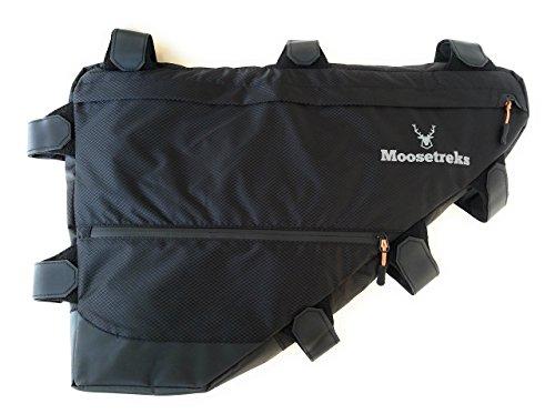 Moosetreks Bicycle Full Frame Pack | Bikepacking, Bike Touring, Commuting Full Frame Bag | Extre ...