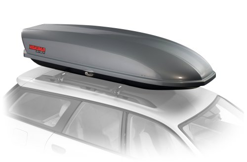 Yakima SkyBox Pro 21 Rooftop Cargo Box (21 Cubic Feet, Titanium)