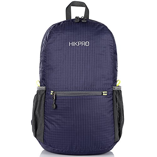 Lightweight Packable Backpack | Water Resistant Foldable Durable Hiking Travel Daypack For Men & ...