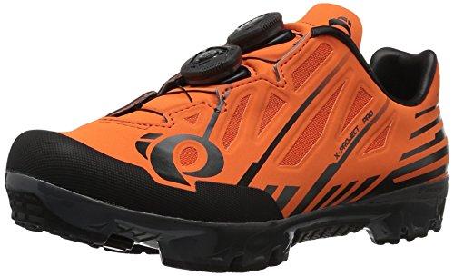 Pearl Izumi X-Project Pro Cycling-Footwear, Screaming Orange/Black, 49 EU/14 M US