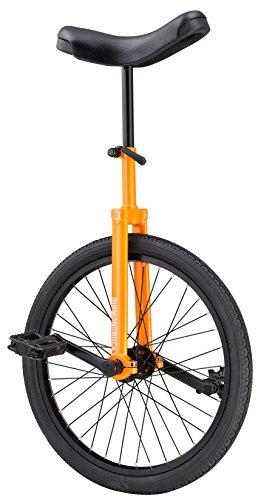 Diamondback Bicycles CX Wheel Unicycle, Orange, 20″/One Size
