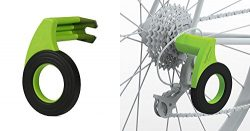 Bopworx Rear Derailleur Guard – Bike Travel and Storage Protection