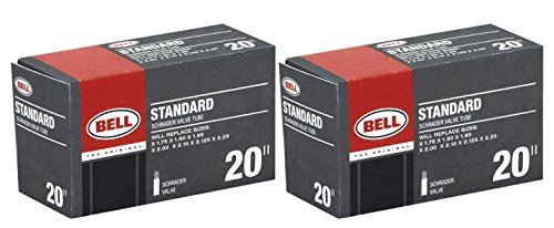Bell Sports Cycle Products 7015357 20″ Regular Bicycle Inner Tubes