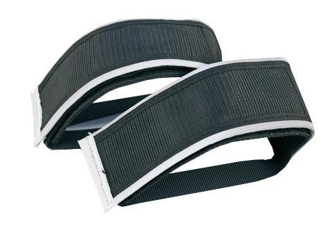 City Bicycle Co. – Pro Pedal Straps (1 Pair) – Adjustable and Reflective for Fixed-Gear Bikes