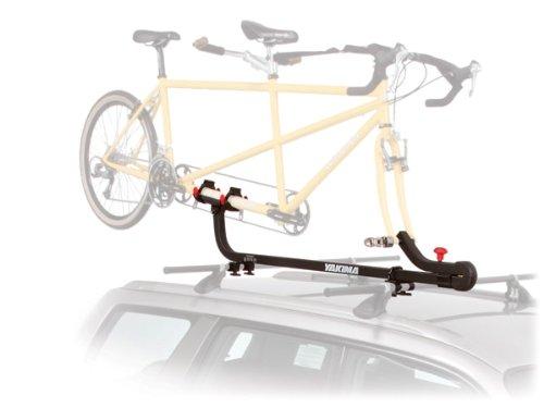 Yakima SideWinder Tandem Fork Mount Rooftop Bicycle Carrier