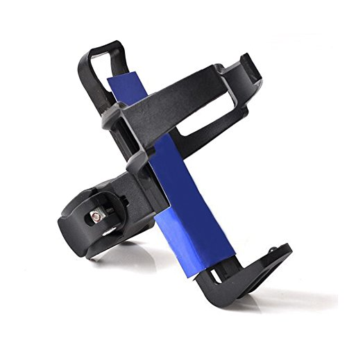 HOOPEN Cycle Bicycle Water Bottle Holder Rack Cage Bracket Cycling Drink Bottle Mount Carrier Ha ...