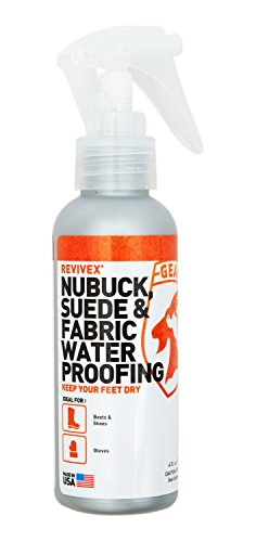Revivex Suede & Fabric Water Repellent 4oz