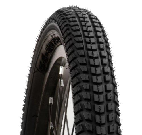Schwinn Street Comfort Bike Tire with Kevlar (Black, 26 x 1.95-Inch)