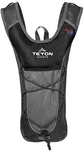 TETON Sports Trailrunner 2 Liter Hydration Backpack Perfect for Biking, Running, Hiking, Climbin ...