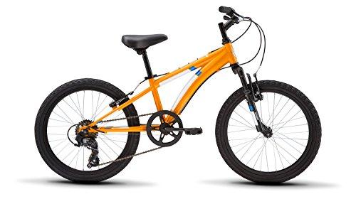 Diamondback Bicycles Cobra 20 Youth 20″ Wheel Mountain Bike, Orange