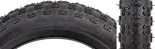 Sunlite MX3 BMX Tires, 12.5″ x 2.25″, Black/Black
