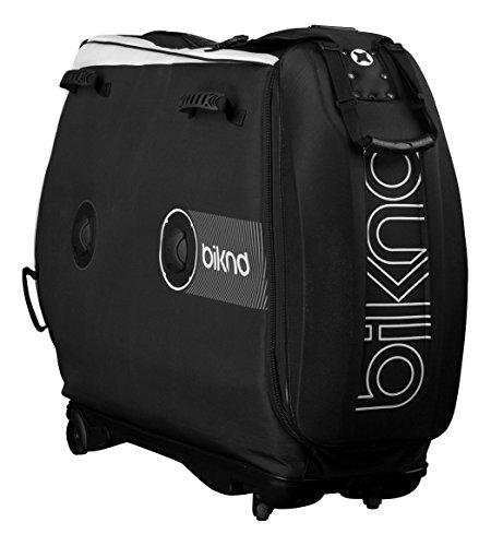 BIKND Helium V4 Air-Cushioned Bike/Bicycle Airplane Safe Travel Case – Black