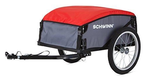 Schwinn Cargo Bike Trailer, Black