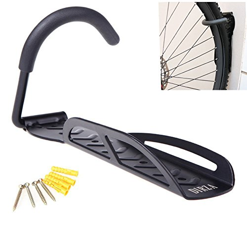 Bike Rack Garage Dirza Wall Mount Bike Hanger Storage System Vertical Bike Hook for Indoor Shed  ...