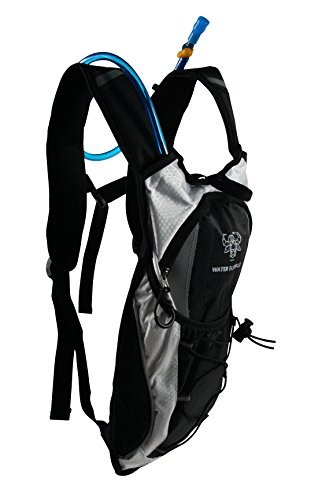 Water Buffalo Road Runner Hydration Backpack – 2L Hydration Pack And BPA Free Reservoir – Light, ...
