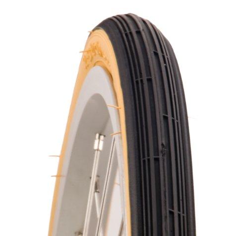 Schwinn Road Bike Tire with Kevlar Bead (Gumwall, 27-Inch)