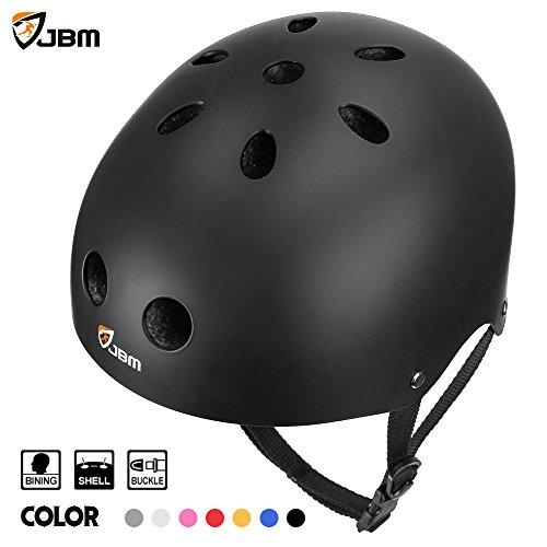 JBM Helmet for Multi-sports Bike Cycling, Skateboarding, Scooter, BMX Biking, Two Wheel Electric ...