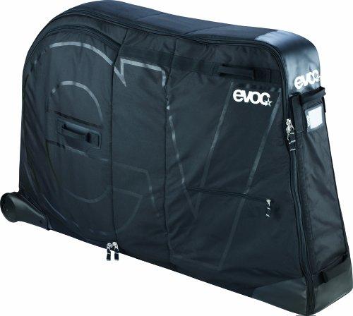 Evoc bike case Bike Travel Bag-280L black outline