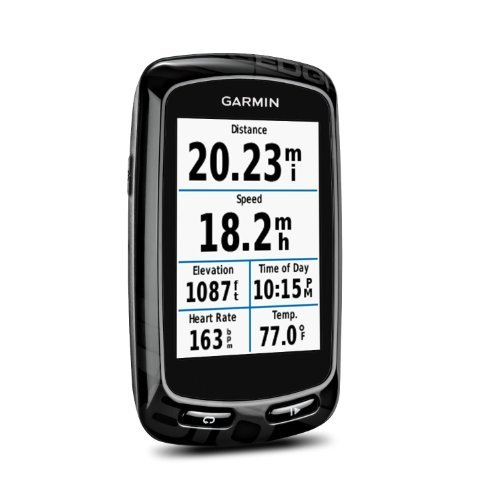 Garmin Edge 810 GPS Bike Computer (Certified Refurbished)