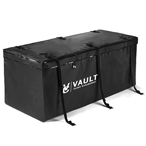 Waterproof Cargo Hitch Carrier Bag from Vault Cargo – 15 Cubic Feet – Heavy duty cargo bag ...