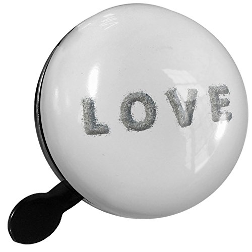 Small Bike Bell Love White Stone Dust – NEONBLOND