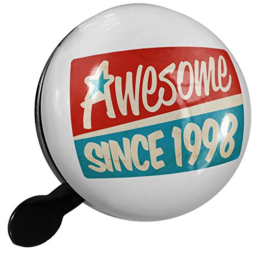 Small Bike Bell Awesome since 1998, Birthday/Year – NEONBLOND