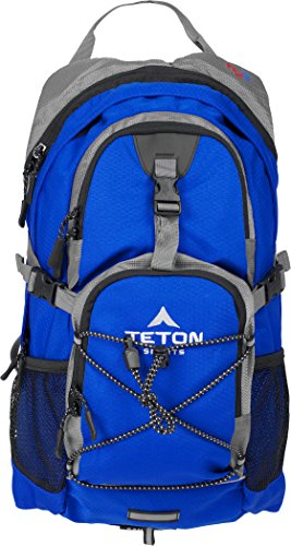 TETON Sports Oasis 1100 2 Liter Hydration Backpack Perfect for Skiing, Running, Cycling, Biking, ...