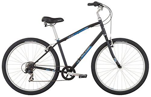 Raleigh Bikes 2015 Venture Comfort Bike, 17″/Medium, Black