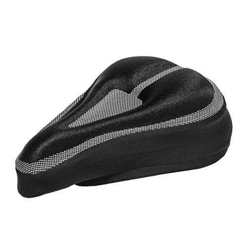 Roam Gel Bike Seat – Extra Soft Gel Bicycle Seat – Bike Saddle Cushion with Water &a ...
